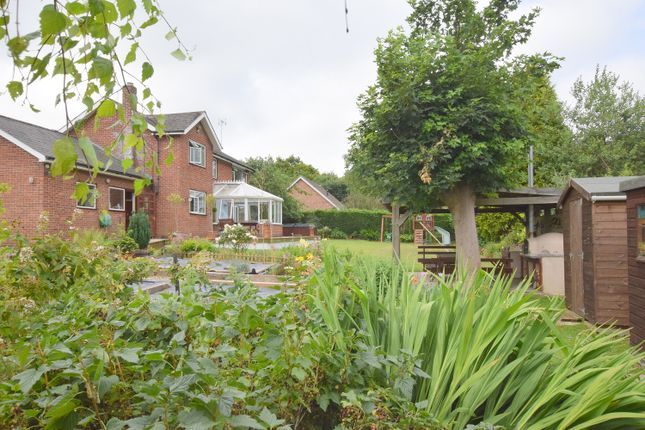 Thumbnail Detached house for sale in Becket Court, Pucklechurch, Bristol, Gloucestershire