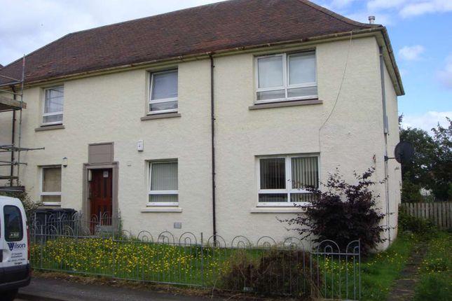 Thumbnail Flat to rent in Slatefield, Lennoxtown, Glasgow