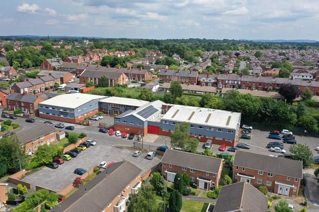 Thumbnail Office to let in Red Hill House, Hope Street, Saltney
