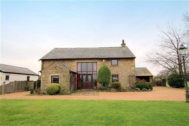 Thumbnail Property for sale in Camforth Hall Lane, Preston