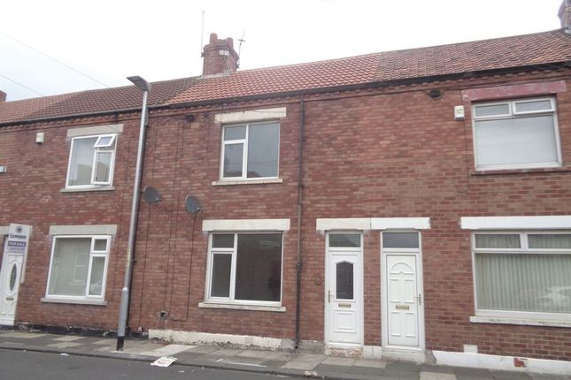 Thumbnail Terraced house to rent in Robert Street, Blyth