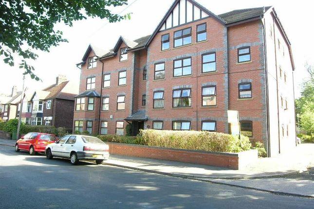 Thumbnail Flat to rent in The Ashleys, Heaton Moor, Stockport