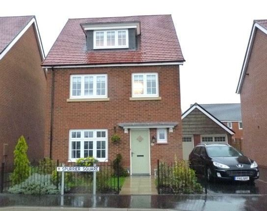 Thumbnail Detached house to rent in Spurrier Square, Chorley