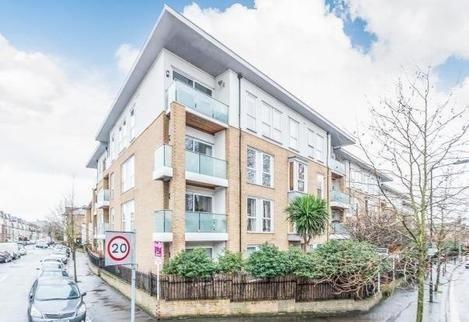 External of East Dulwich Road, London SE22