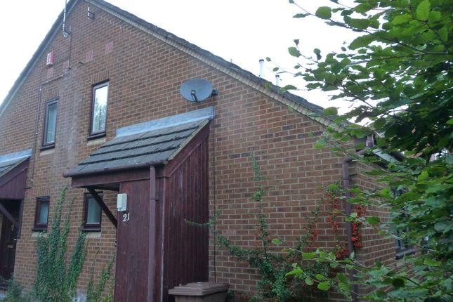 Thumbnail Detached house to rent in Wheatlands, Stevenage
