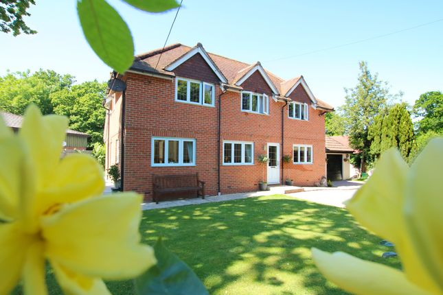 Thumbnail Detached house for sale in Main Road, Dibden, Southampton, Hampshire