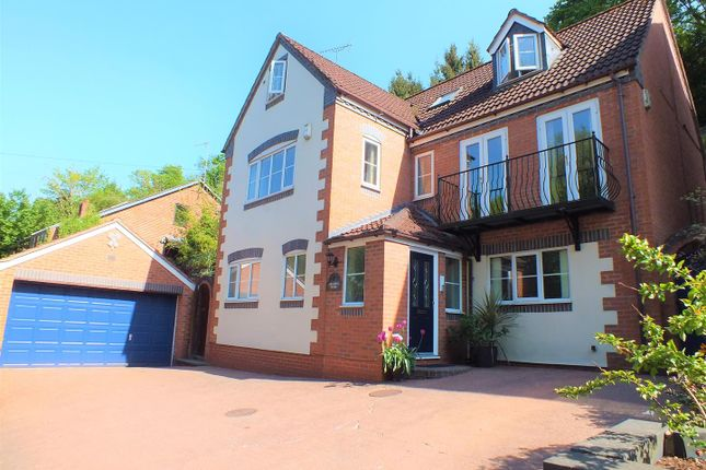 Thumbnail Detached house for sale in Winbrook, Bewdley