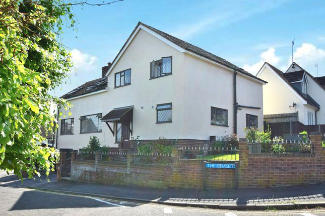 Thumbnail Detached house for sale in The Chase, Bishop's Stortford, Hertfordshire