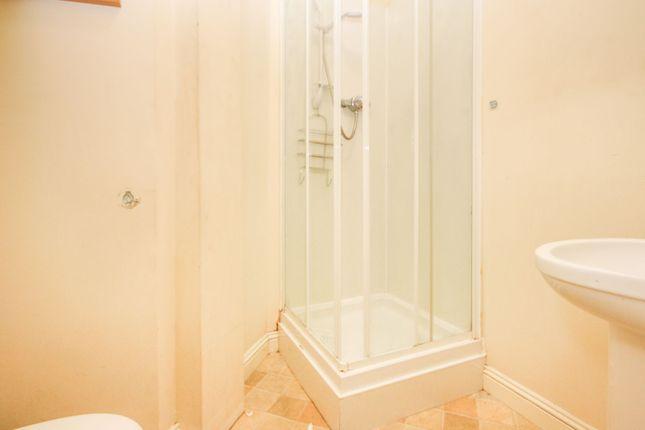 Shower Room of Fowler Terrace, Edinburgh EH11