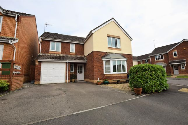 Thumbnail Detached house for sale in Rhodfa'r Orsaf, Church Village, Pontypridd