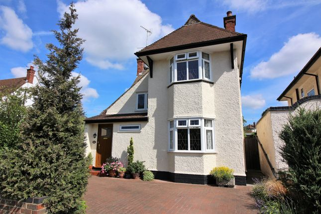 Thumbnail Detached house for sale in Ewan Way, Leigh-On-Sea