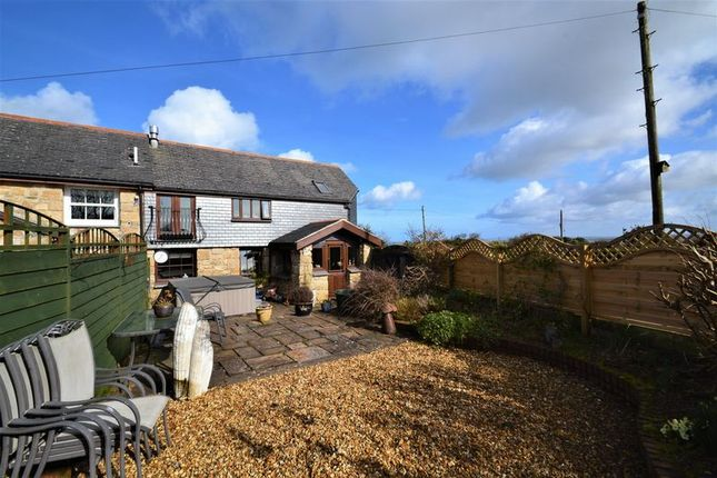 Thumbnail Cottage for sale in Laity Lane, Lelant, St. Ives