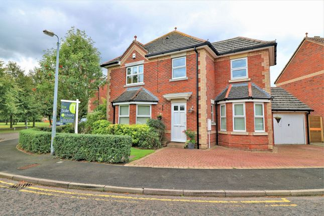 Thumbnail Detached house for sale in Elmcroft, Elmstead, Colchester, Essex