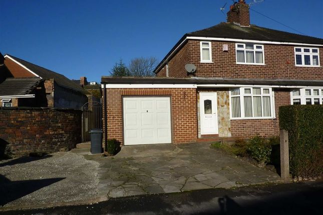 Thumbnail Semi-detached house to rent in Downing Avenue, May Bank, Newcastle-Under-Lyme