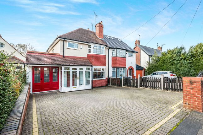 Thumbnail Semi-detached house for sale in Sunnybank Road, Oldbury