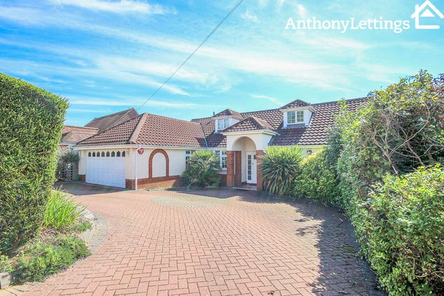 Thumbnail Detached bungalow to rent in Carnaby Road, Broxbourne