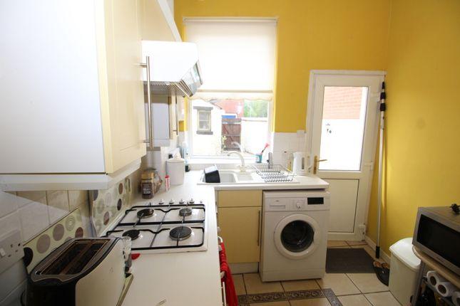 Kitchen of Colville Terrace, Carlisle, Cumbria CA2