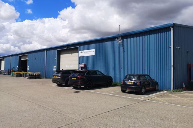 Thumbnail Industrial to let in Old Timber Yard Industrial Estate, Manston Road, Ramsgate