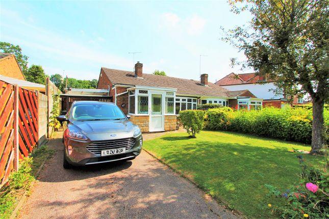 Thumbnail Semi-detached bungalow for sale in Colney Heath Lane, St.Albans