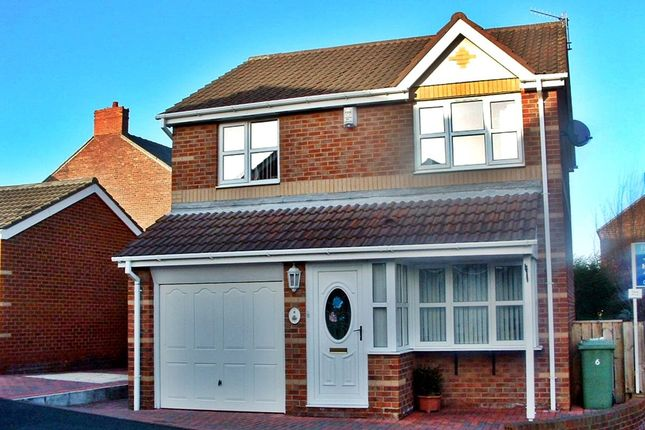 Thumbnail Detached house for sale in Hambleton Drive, Seaham