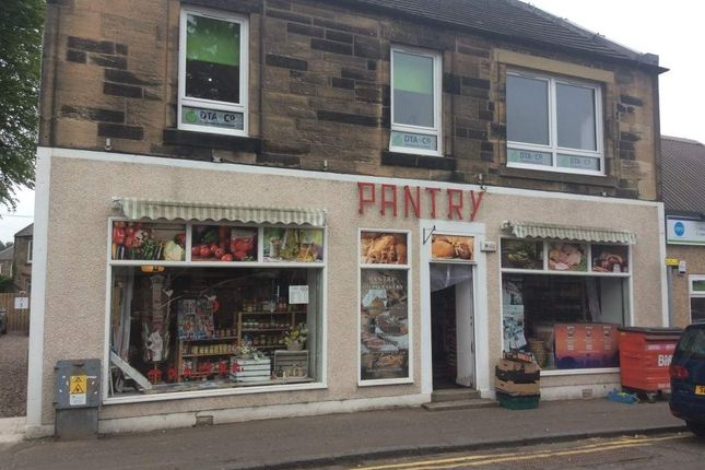 Thumbnail Retail premises for sale in 50 Cow Wynd, Falkirk