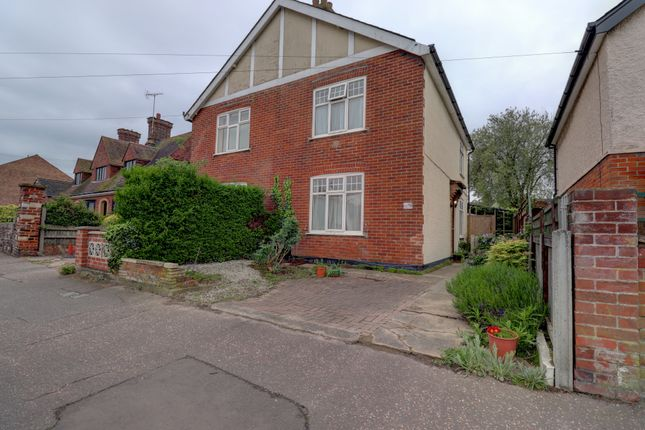 Thumbnail Semi-detached house for sale in Station Road, Lawford, Manningtree