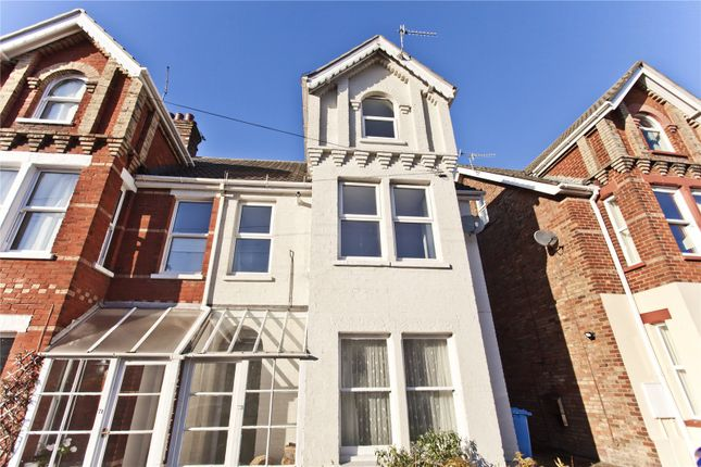 Thumbnail Maisonette to rent in North Road, Poole