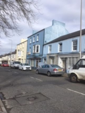 Thumbnail Cottage to rent in Commercial Row, Pembroke Dock