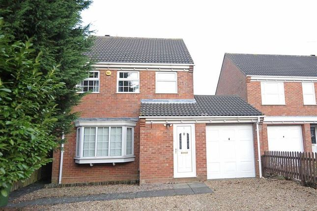 Thumbnail Detached house for sale in Green Close, Wellingborough