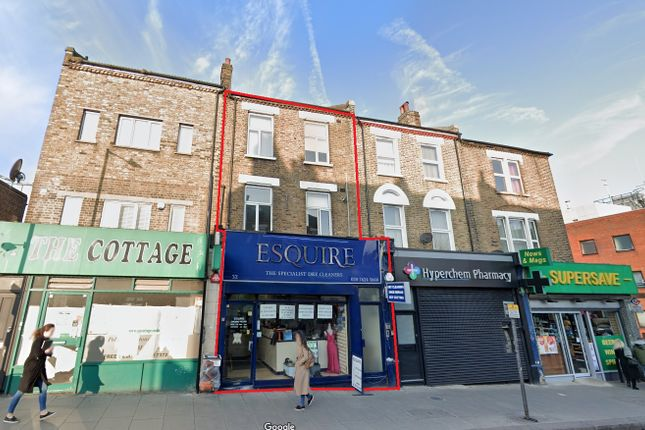 Thumbnail Retail premises for sale in Salusbury Road, Queen's Park