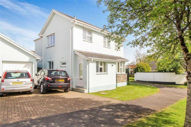 Thumbnail Detached house for sale in Ashplants Close, Bideford