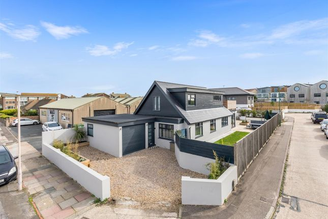 Thumbnail Detached house for sale in Olcote, Kings Crescent, Shoreham By Sea