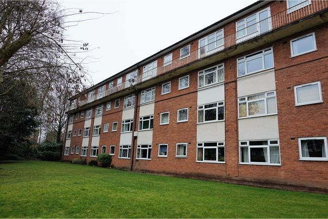 Thumbnail Flat for sale in Lower Vauxhall, Wolverhampton