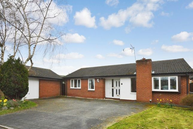 Thumbnail Detached bungalow to rent in Egerton Walk, Dodleston, Chester