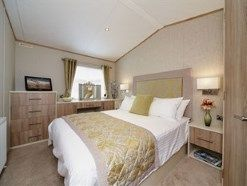 Bedroom 1 of Lyons Holiday Park, Towyn Road, Towyn, Abergele LL22
