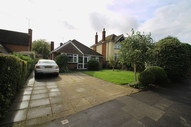 Thumbnail Detached bungalow for sale in Lower Hillmorton Road, Rugby