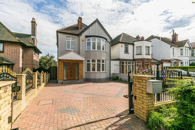 Thumbnail Detached house for sale in Preston Road, Wembley
