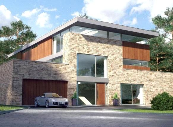 Thumbnail Detached house for sale in Optima, The Drive, Brudenell Avenue, Canford Cliffs