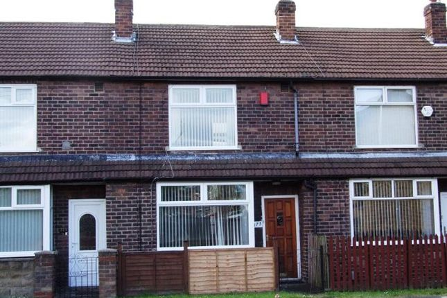 Thumbnail Terraced house to rent in Broad Lane, Bramley, Leeds