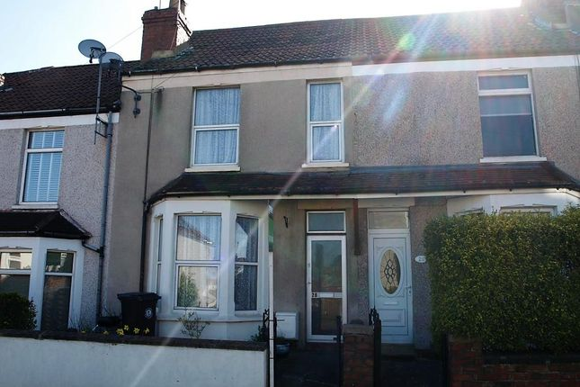Thumbnail Terraced house for sale in Manworthy Road, Brislington, Bristol