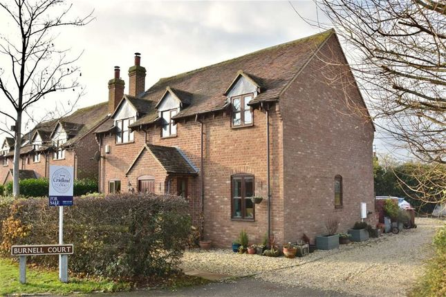Thumbnail Detached house for sale in Ashbourne Cottages, Marsh Gibbon, Buckinghamshire