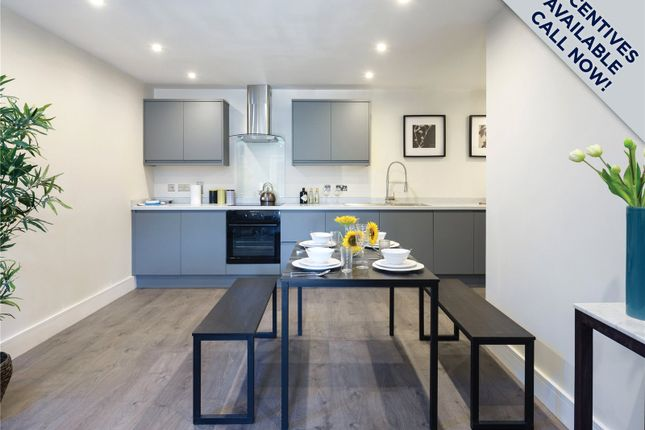 Thumbnail Flat for sale in Aragon House, 12 Ferrars Road, Huntingdon, Cambridgeshire