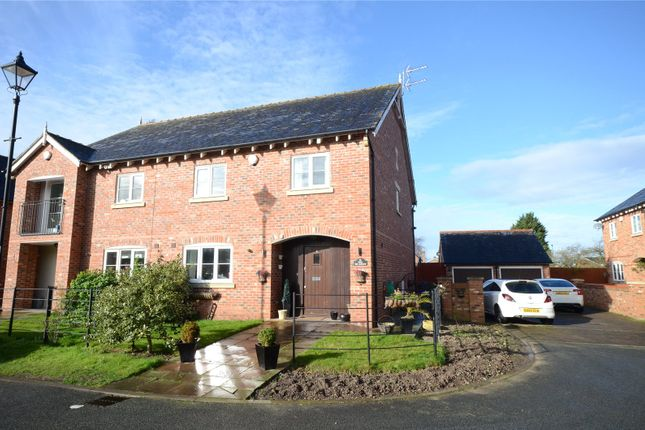 Thumbnail Semi-detached house for sale in Church End Mews, Hale Village, Liverpool