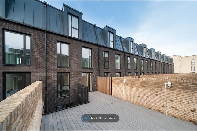 Thumbnail Terraced house to rent in Villiers Gardens, London