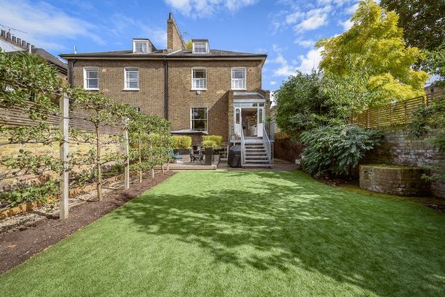 Thumbnail Terraced house for sale in Guildford Road, London
