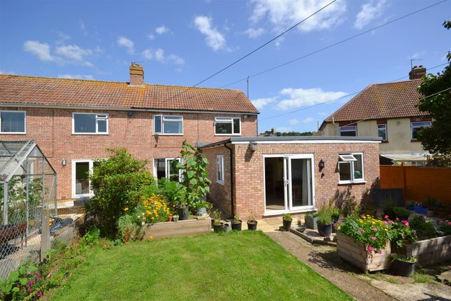 3 bed semi-detached house for sale in Orchard Crescent, Bridport DT6