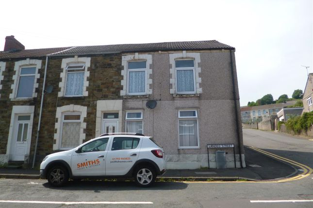 Thumbnail Flat to rent in Landeg Street, Plasmarl, Swansea