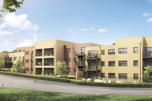 """Thumbnail Flat for sale in """"The Kenilworth"""" at Goldsel Road, Swanley"""