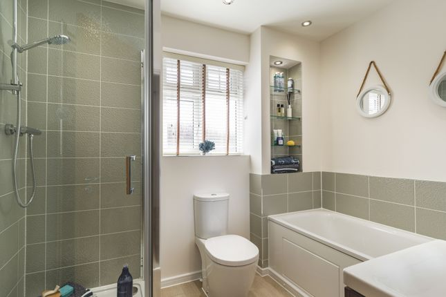 Thumbnail Semi-detached house for sale in Gateford Road, Worksop, Nottinghamshire