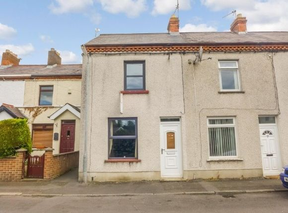 Thumbnail End terrace house to rent in 10 Railway View, Lambeg, Lisburn